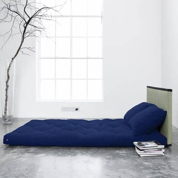 TATAMI SOFA BED : Futon + 2 rygpuder + Tatami, virkelig en god deal! - Deco og design