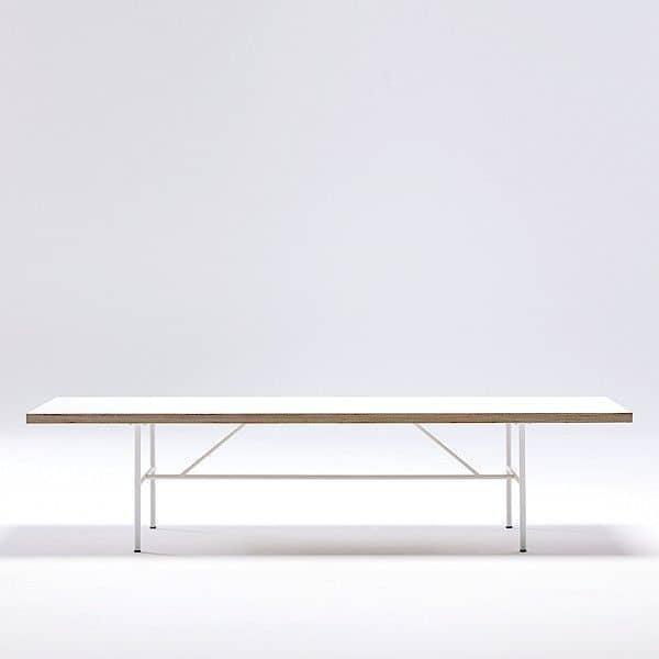 La Table basse SARA par HAY : le design nordique pur et simple