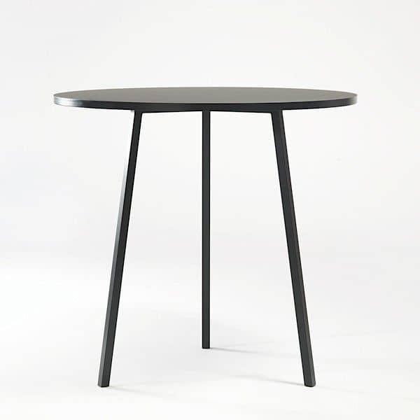 Den LOOP Stand Rundt spisebord er smuk, let at leve og billigt, HAY - Deco og design