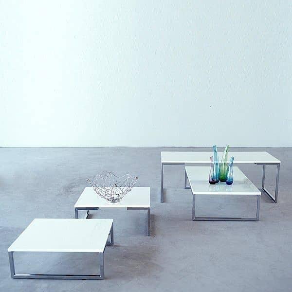 Der MIRROR Coffee Table ist einfach zu leben und erschwinglich - Deko und Design, SOFTLINE