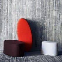 The BON-BON POUF gives your home personality! deco and design, SOFTLINE