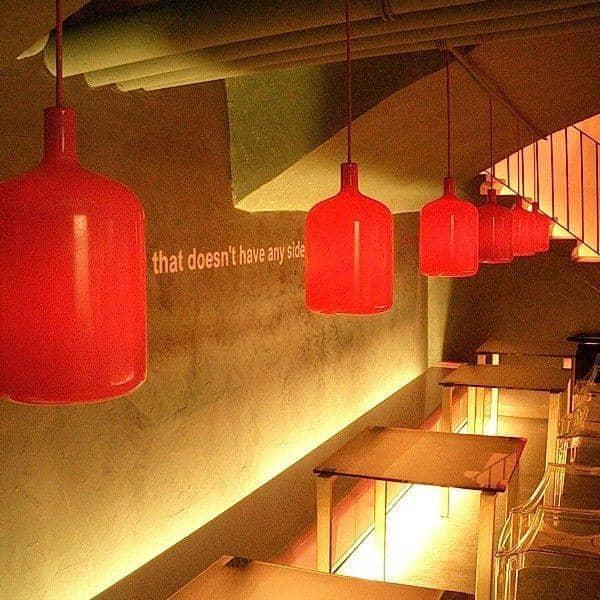 BULB מנורת תלייה - מנורת פוליאוריטן הרך אחת - דקו design BOB DESIGN