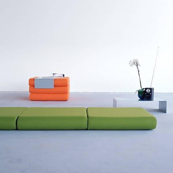 BINGO : skammel, ekstra seng og sidebord: Alsidig og smart! Deco og design, SOFTLINE