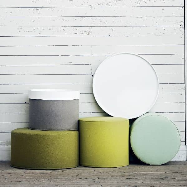 DRUMS er en funktionel puf og bord - deco og design, SOFTLINE