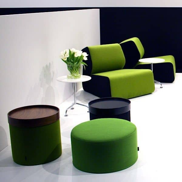 drums ist ein funktioneller sitz und beistelltisch softline. Black Bedroom Furniture Sets. Home Design Ideas