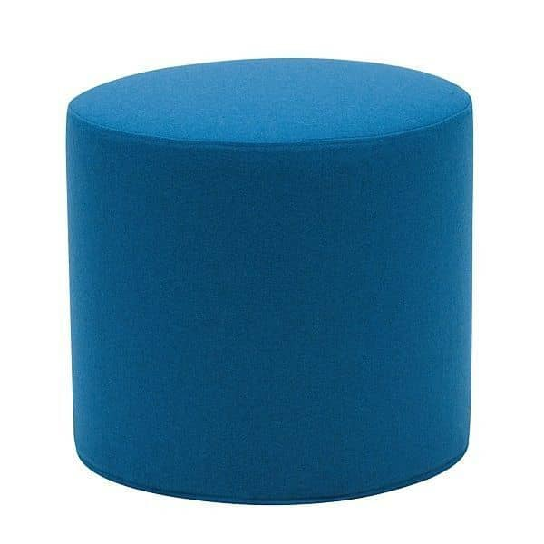 Drums is a functional pouf and side table deco and design softline - Design pouf ...