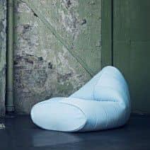 SITT, pouf géant : une forme astucieuse, un confort maximum. SOFTLINE