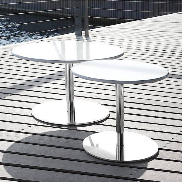 HELLO er en praktisk side bord eller sofabord - Deco og design, SOFTLINE