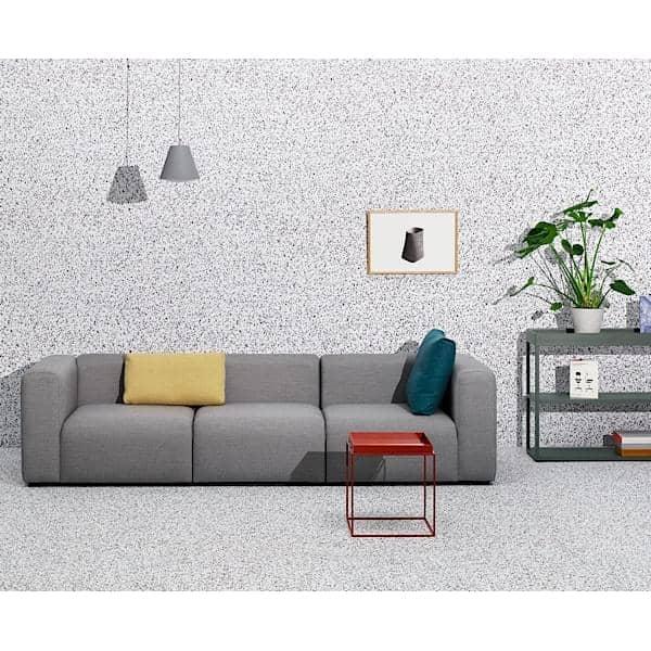 Sofa MAGS en tissu ou en cuir, les modules. HAY