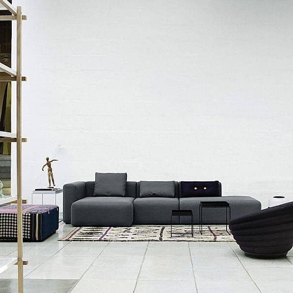 mags sofa modular units fabrics versions create your own sofa hay. Black Bedroom Furniture Sets. Home Design Ideas