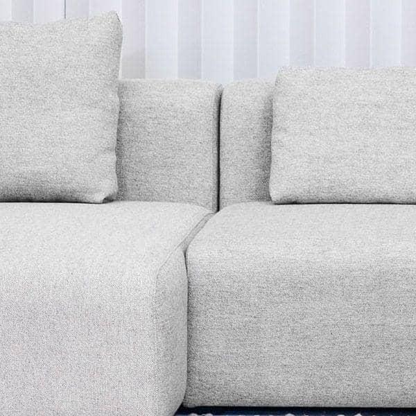 MAGS Divano, unità modulari, tessuti e pelli: crea il tuo divano personalizzato, HAY