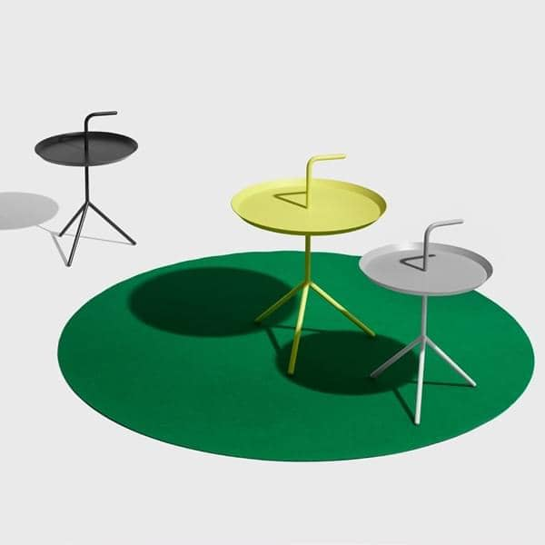 Hay Dlm Side Table.Dlm The Idea Behind This Side Table In Its Xl Version Is Obvious Bring Me Along Hay