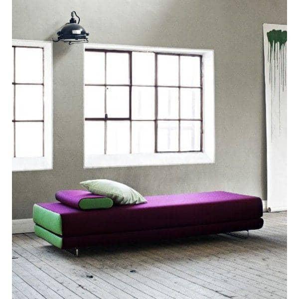 SHINE : sofa convertible, un lit de jour très confortable qui a du style