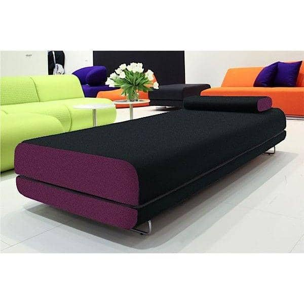 Shine sofa convertible un lit de jour tres confortable for Lit convertible confortable