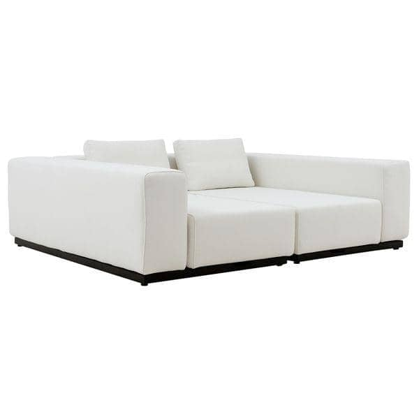 NEVADA FELT fabrics Convertible Sofa 2 or 3 sets SOFTLINE