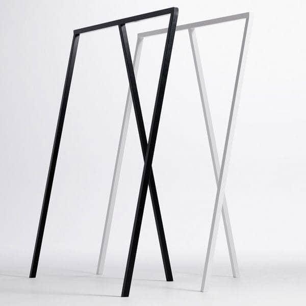 LOOP stativ, HAY, for alle klær - ideelt for showroom, gallerier, butikker - deco og design