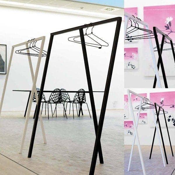 portant v tement loop hay design. Black Bedroom Furniture Sets. Home Design Ideas
