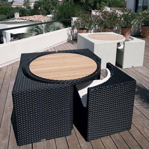 Proximity mobili rio de jardim resina tran ado hemisf rio ditions - Muebles de jardin de resina ...
