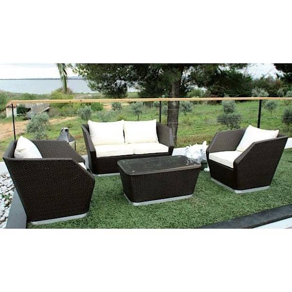 INTIMITY muebles de jardín. Resistente a los UV, HÉMISPHÈRE EDITIONS