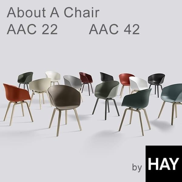 about a chair ref aac22 and aac42 hay. Black Bedroom Furniture Sets. Home Design Ideas