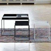 TRAY שולחן, חי, מאוד נוח ועיצוב - בגדלים שונים וצבעים זמינים