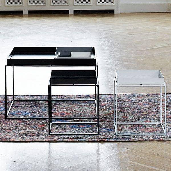 TRAY tavolo, Hay, molto maneggevole e design - misure e colori disponibili diversi