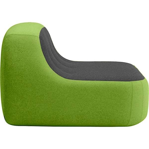 SAND, un fauteuil aux formes douces et organiques. Softline