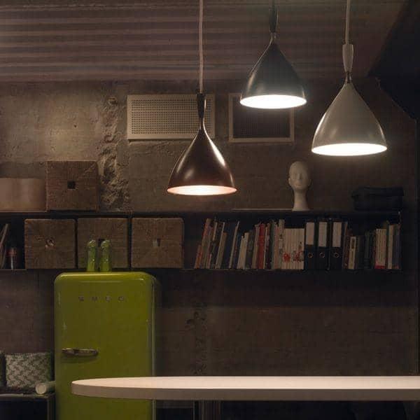 dokka una piccola lampada a sospensione lighting northern. Black Bedroom Furniture Sets. Home Design Ideas