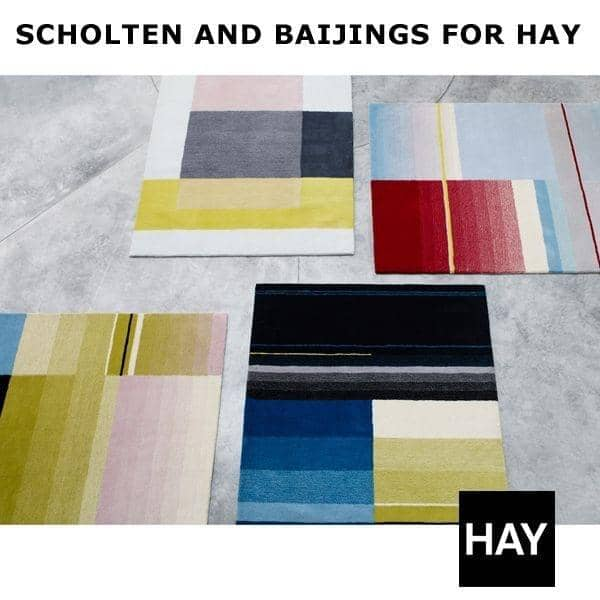COLOUR CARPET, υψηλή ορίζεται και πλούσια χρώματα χαλιά, HAY - διακόσμηση και ο σχεδιασμός