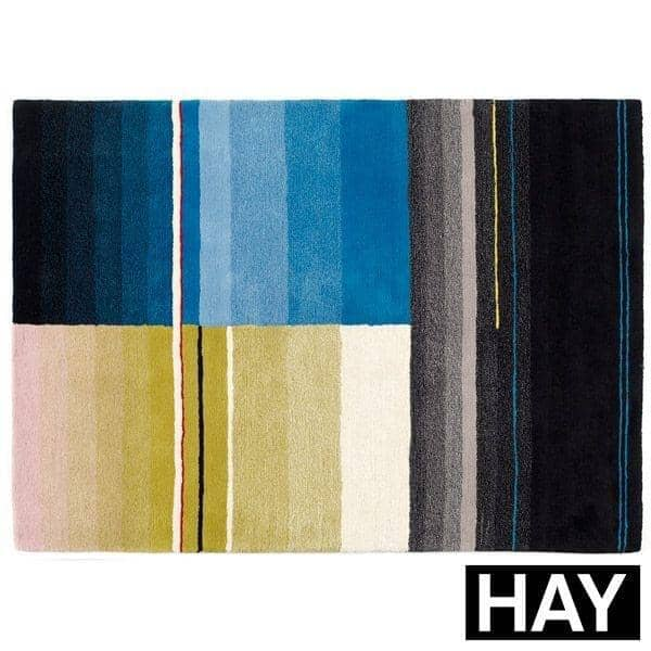 colour carpet le tapis graphique et color par hay. Black Bedroom Furniture Sets. Home Design Ideas