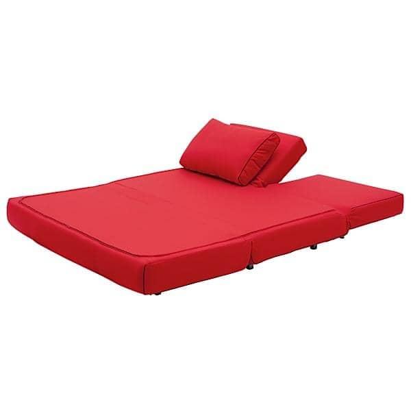 CITY Sessel und Sofa: in einer Minute, erhalten Sie eine bequeme Schlafcouch - Deko und Design, SOFTLINE