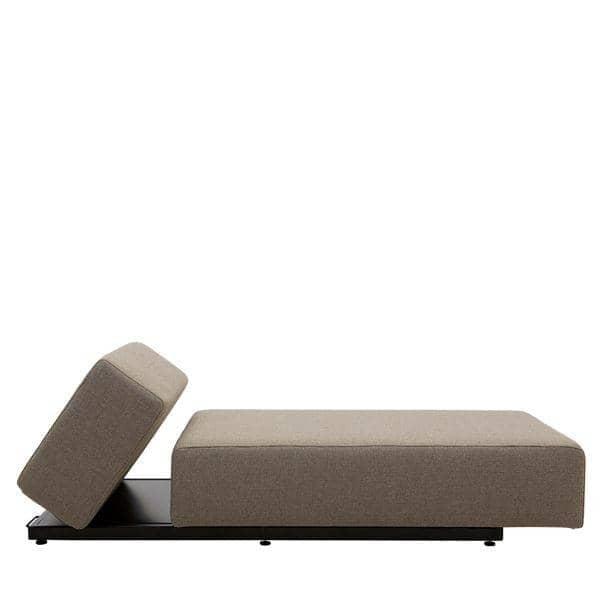 Telas nevada vision sof convertible 2 o 3 plazas for Sofa cama chaise longue 2 plazas