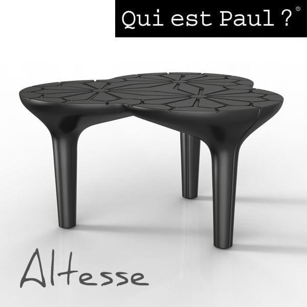 table basse altesse qui est paul. Black Bedroom Furniture Sets. Home Design Ideas