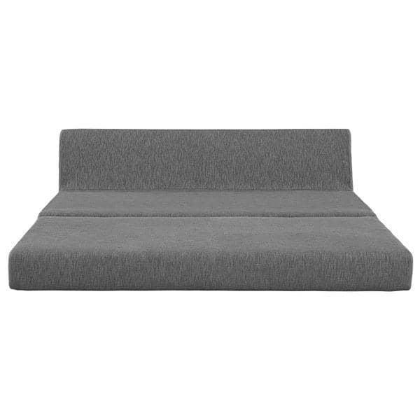 lounge sofa umweltfreundliche baumwolle vision schlafsofa 3 sitzer chaiselongue