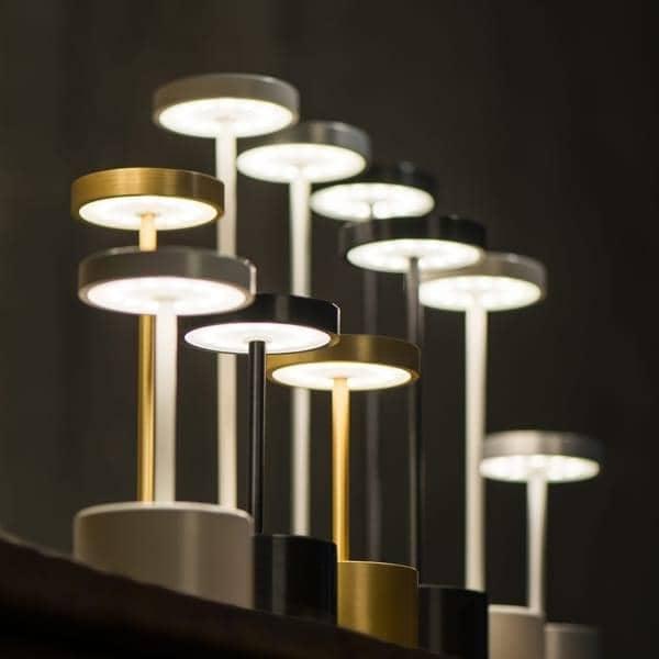 Af modish Den trådløse FIREFLY lampe, LED, bordlampe til indendørs eller AC09